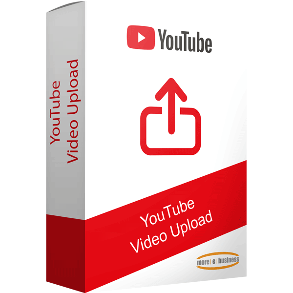 YouTube Video upload und Text-Formatierung (je Video)